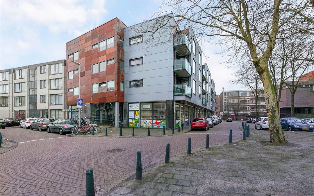 Aangekocht februari 2019: Schinkelstraat Rotterdam