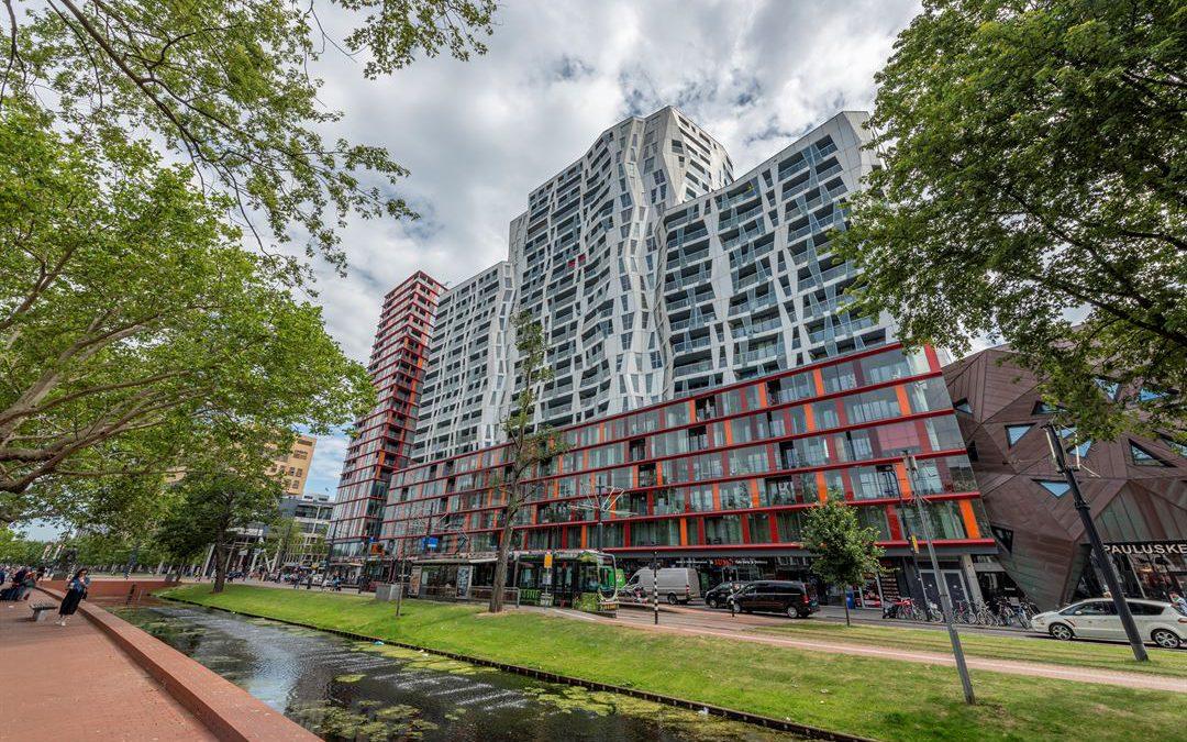 Aangekocht Kruisplein, Rotterdam