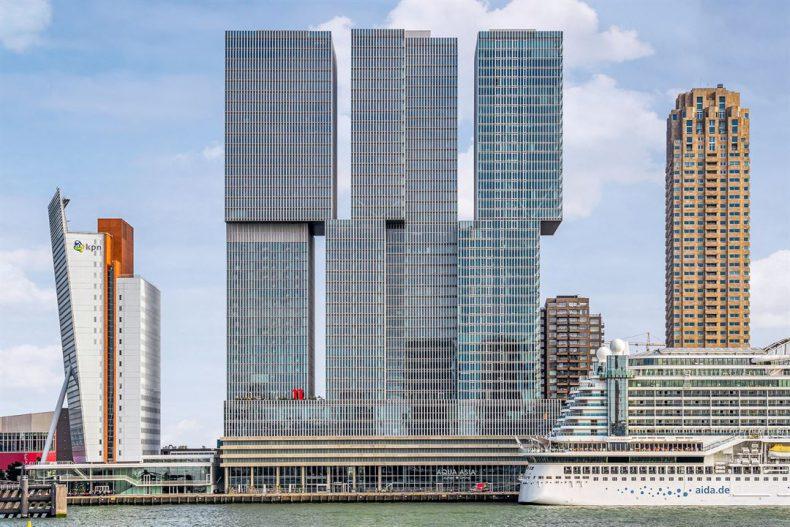Wilhelminikade, Rotterdam
